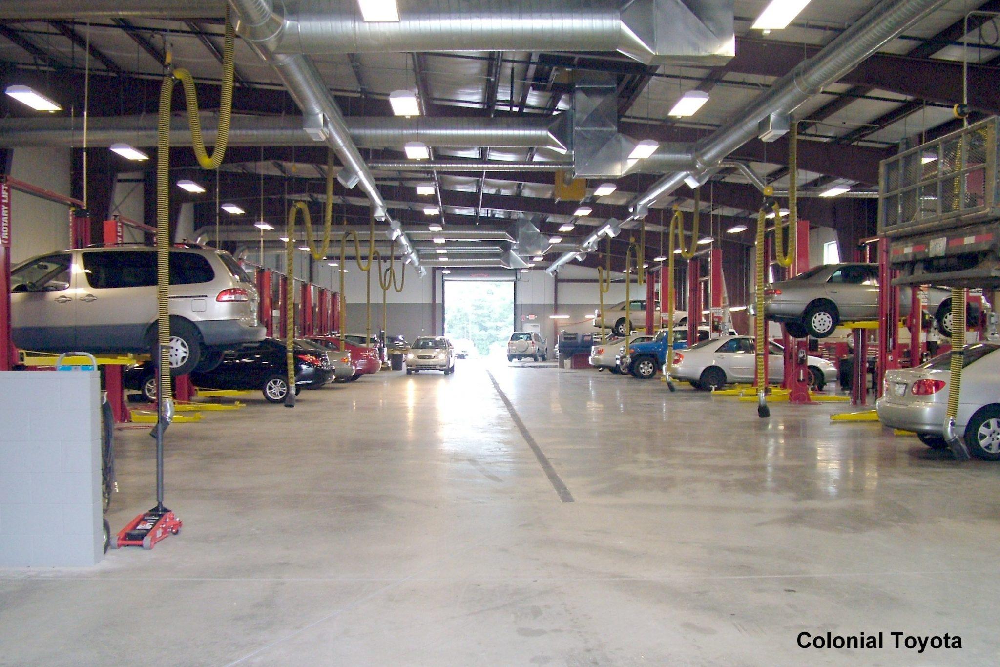 Colonial Toyota-Smithfield, RI