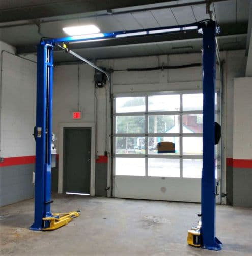 Buy ROTARY SPOA10 car lift in CT
