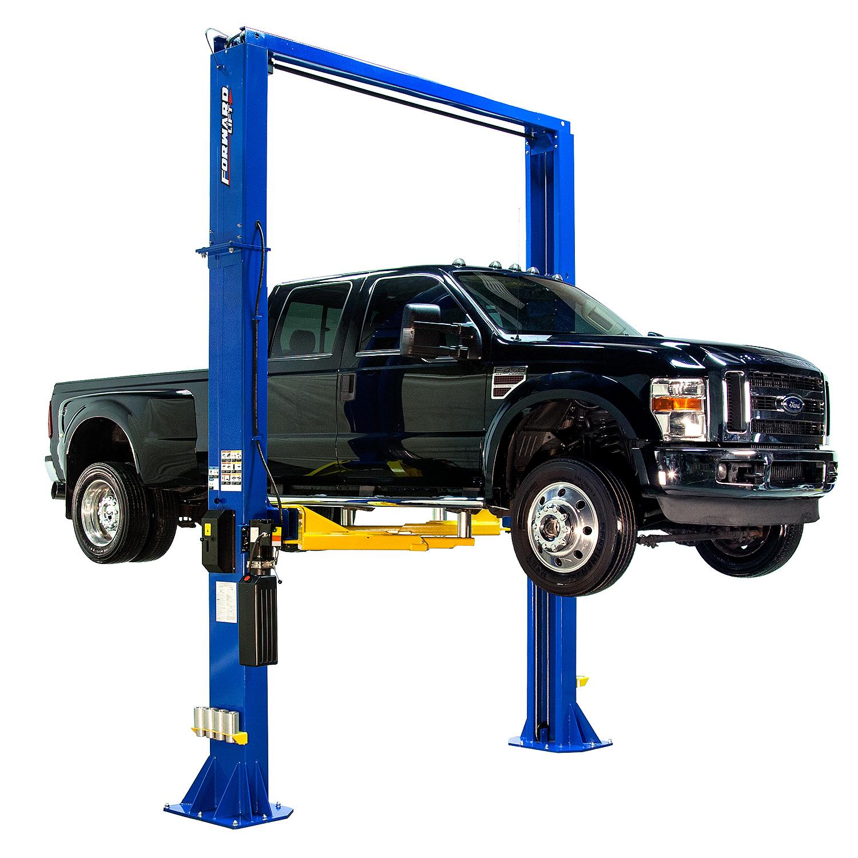 Auto service shop ROTARY SPO12 lift