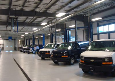 Installation gallery for auto shop equipment for Valenti motors watertown connecticut