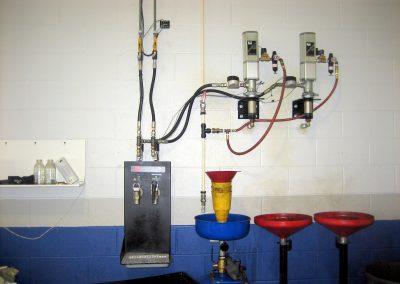Balcrank Oil System