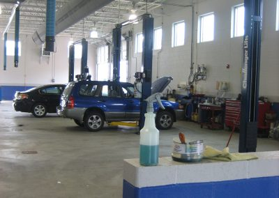 Shop in Service