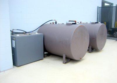 Fresh Oil Tanks