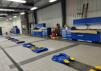 Lifts and Workbenches