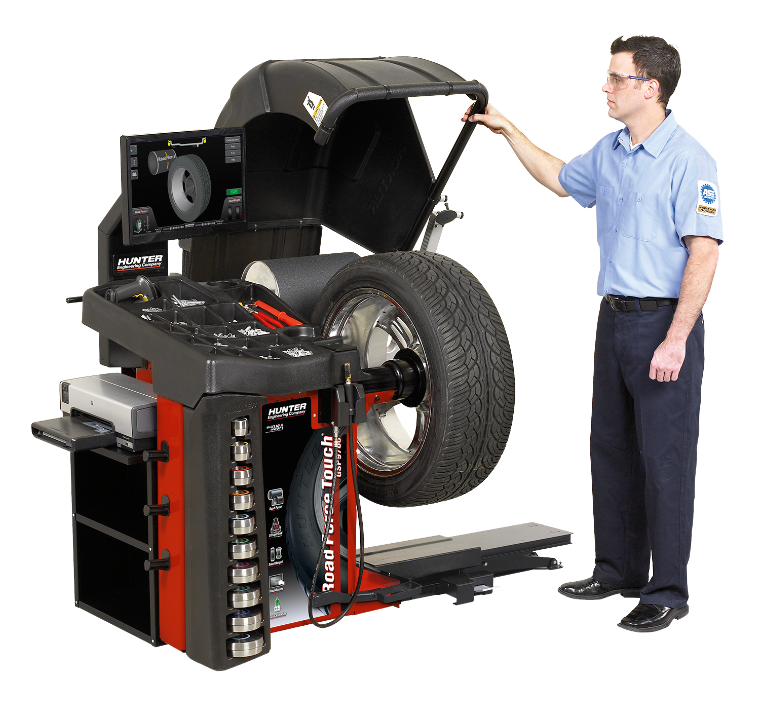 Hunter wheel balancer dealer in CT