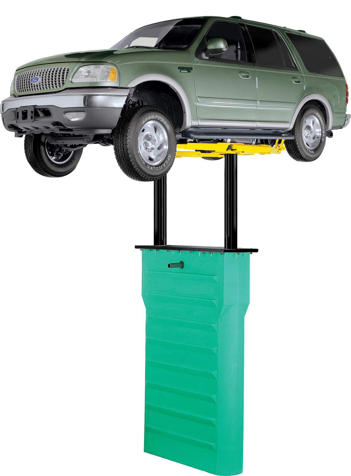 Inground auto lift for sale in connecticut