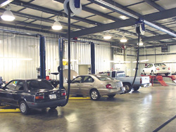 buy euro style auto shop exhaust system in CT