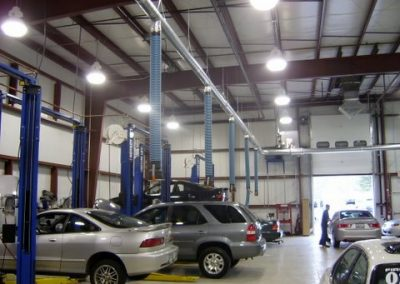 First Acura Exhaust – 2004