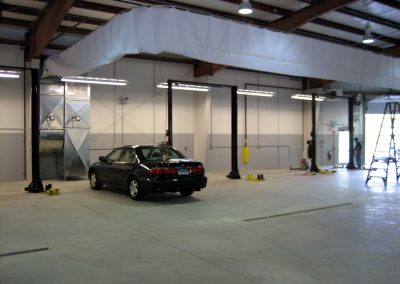 Installation Gallery for Auto Shop Equipment