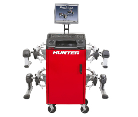 Hunter alignment machine CT, RI, and western MA