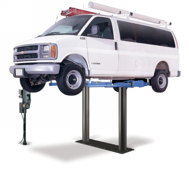 ROTARY SL212 twin post SmartLift for auto shops in CT