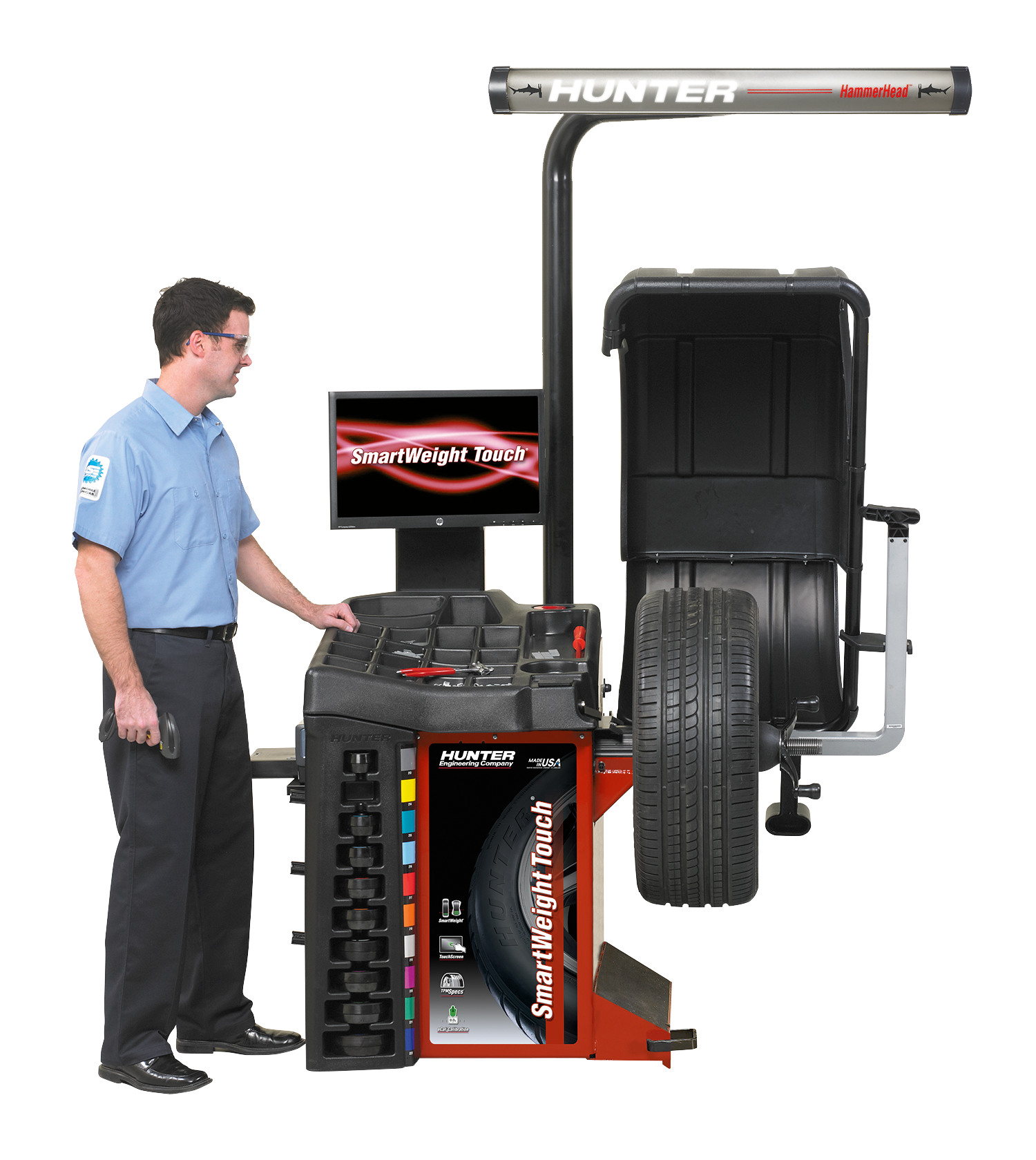 buy Hunter wheel balancer in New Haven ct