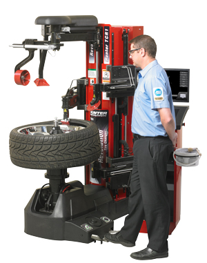 Hunter Tire Changers in New Haven CT