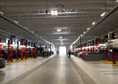 Boch Nissan South >> Projects for Auto Shop Equipment