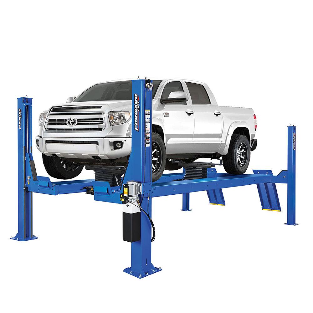 Buy ROTARY SM014 auto service 4 post lift