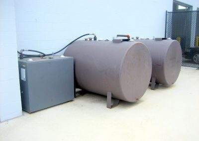 Fresh Oil Tanks