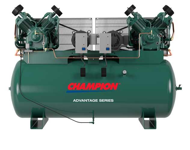 Auto service shop Champion Evolution Compressors