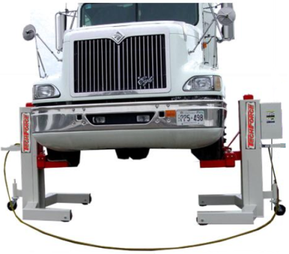 Mid Rise mobile column truck lift for sale in CT